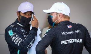 Bottas says defeat by Hamilton in 2020 down to 'fine margins'