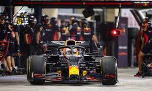 Verstappen edges Mercedes duo in final practice in Bahrain