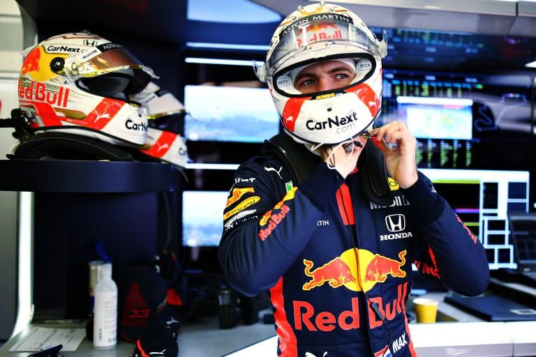 Verstappen: Runner-up spot in championship 'doesn't matter'