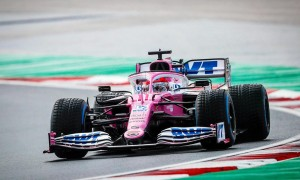 Perez absence from 2021 grid would be 'tragedy' - Brawn