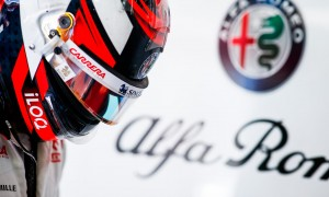 Alfa Romeo enters 500 club, but Raikkonen doesn't care