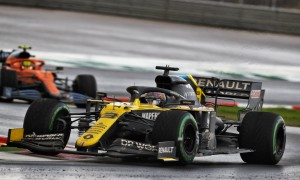 Ricciardo: Renault now an 'underdog' in battle for P3