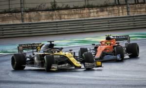 Ricciardo: More low-grip tracks 'would feel like a robbery'
