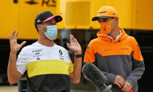 McLaren 'massive ball of potential' just scratching the surface - Ricciardo
