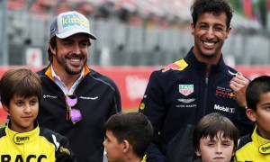 Brown: 'Awesome' Ricciardo a match for Alonso over a single lap
