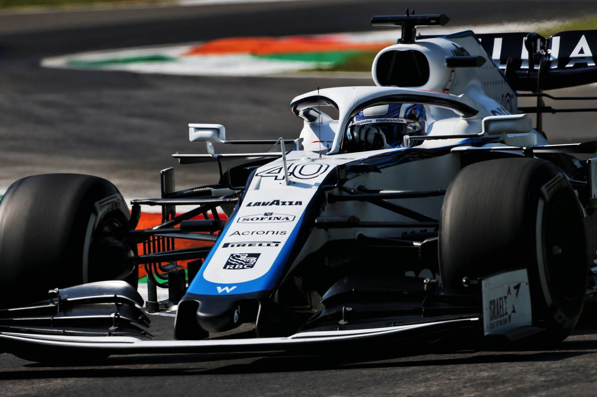 Williams: Nissany to fill Russell's seat in FP1 in Bahrain