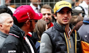 Sainz: 90% would not beat Hamilton at Mercedes