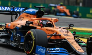 Sainz 'happy to salvage' points at Imola after Albon near miss