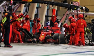 Vettel says Bahrain GP partly undermined by 'ruthless' Leclerc