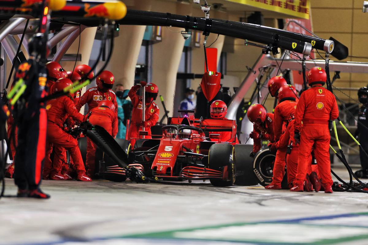 Vettel says Bahrain GP partly undermined by 'ruthless' Leclerc - F1i.com