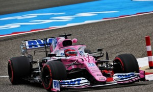 Perez happy with pace but wary of 'tight margins'