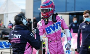Villeneuve applauds 'pure skill' performance by Stroll