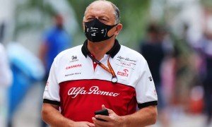Vasseur urges Alfa Romeo to focus on 'objective at hand'