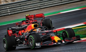 Verstappen's Turkish GP woes rooted in skewed front wing setting