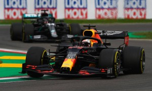 Verstappen insists 2022 rules not written to stop Mercedes