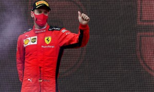 Binotto pleased with 'very important' podium for Vettel