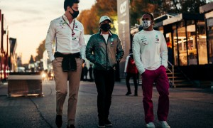 Wolff explains 'no dickheads' philosophy at Mercedes