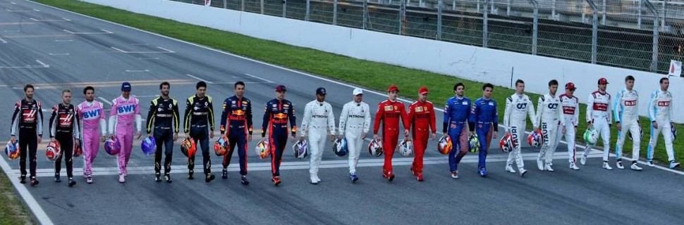 Formula 1's 2020 driver salaries, from top to bottom!