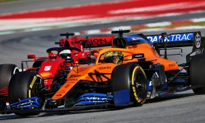 McLaren fears late Ferrari surge for third in championship