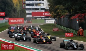 F1i's Driver Ratings for the 2020 Emilia Romagna GP
