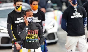 Amnesty looks to Hamilton to speak out over Saudi GP