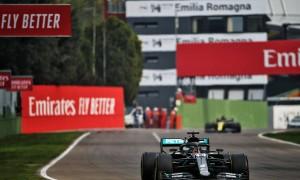 2020 Emilia Romagna Grand Prix - Race results