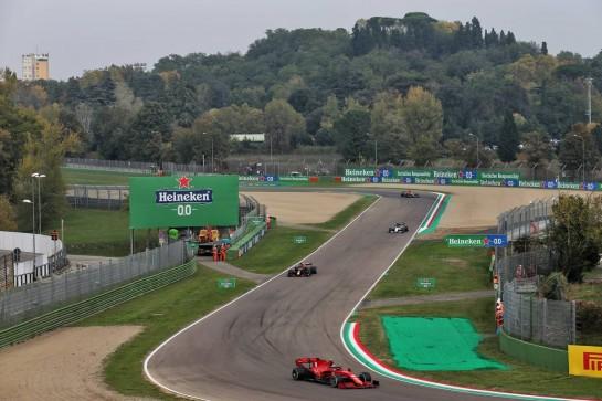 Charles Leclerc (MON) Ferrari SF1000. 01.11.2020. Formula 1 World Championship, Rd 13, Emilia Romagna Grand Prix, Imola, Italy, Race Day. - www.xpbimages.com, EMail: requests@xpbimages.com © Copyright: Batchelor / XPB Images