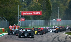 Wolff no fan of racing at 'oversized supermarket parking lots'