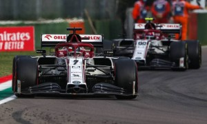Raikkonen: More 'patience' needed to extract better Imola result