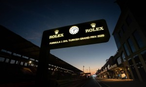 Turkish GP: Thursday's build-up in pictures