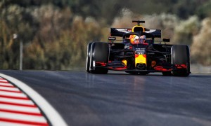 Verstappen remains on top in FP2 - edges Leclerc and Bottas