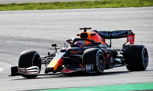 Red Bull's Verstappen and Albon lead challenging FP1 in Turkey