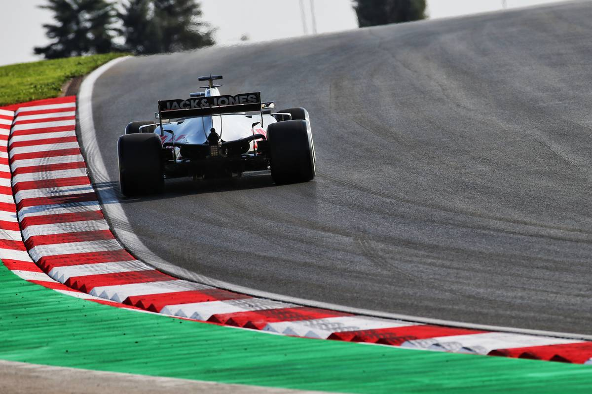 Turkish Grand Prix Free Practice 1 - Results