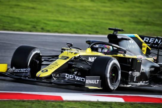 Daniel Ricciardo (AUS) Renault F1 Team RS20. 13.11.2020 Formula 1 World Championship, Rd 14, Turkish Grand Prix, Istanbul, Turkey, Practice Day. - www.xpbimages.com, EMail: requests@xpbimages.com © Copyright: Batchelor / XPB Images