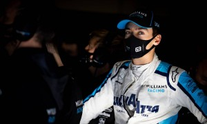 Russell hit with grid penalty in Turkey after PU changes