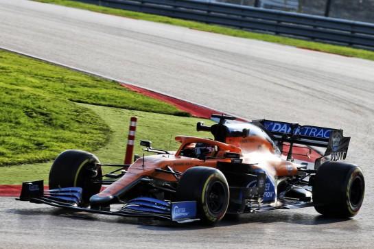 Carlos Sainz Jr (ESP) McLaren MCL35. 13.11.2020 Formula 1 World Championship, Rd 14, Turkish Grand Prix, Istanbul, Turkey, Practice Day. - www.xpbimages.com, EMail: requests@xpbimages.com © Copyright: Batchelor / XPB Images