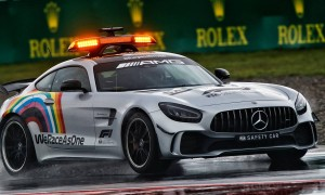Aston Martin and Mercedes to share F1 safety car duties in 2021