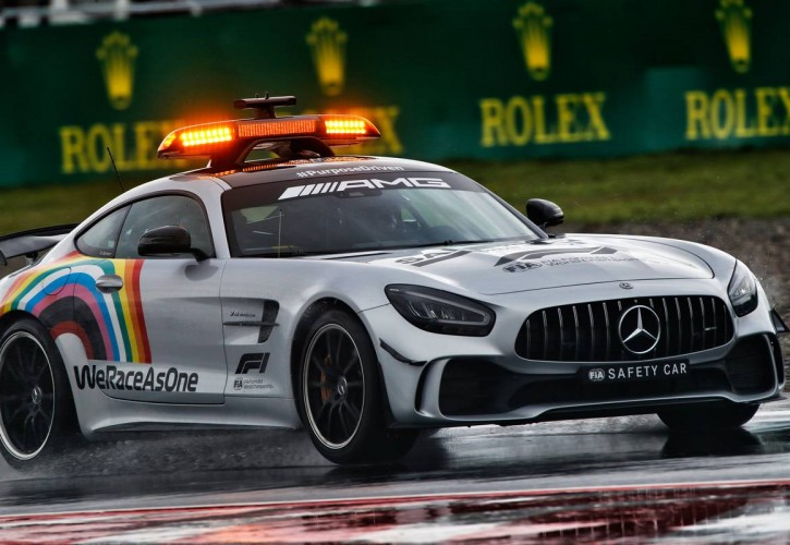 Aston Martin to share F1 safety car duties with Mercedes, reports say