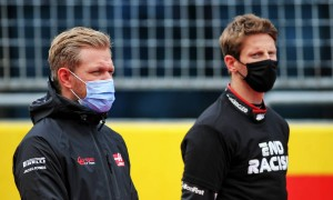 Haas could call upon Magnussen or Grosjean as super-subs