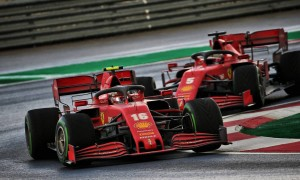 Leclerc livid after last lap 's*** job' ruins podium finish