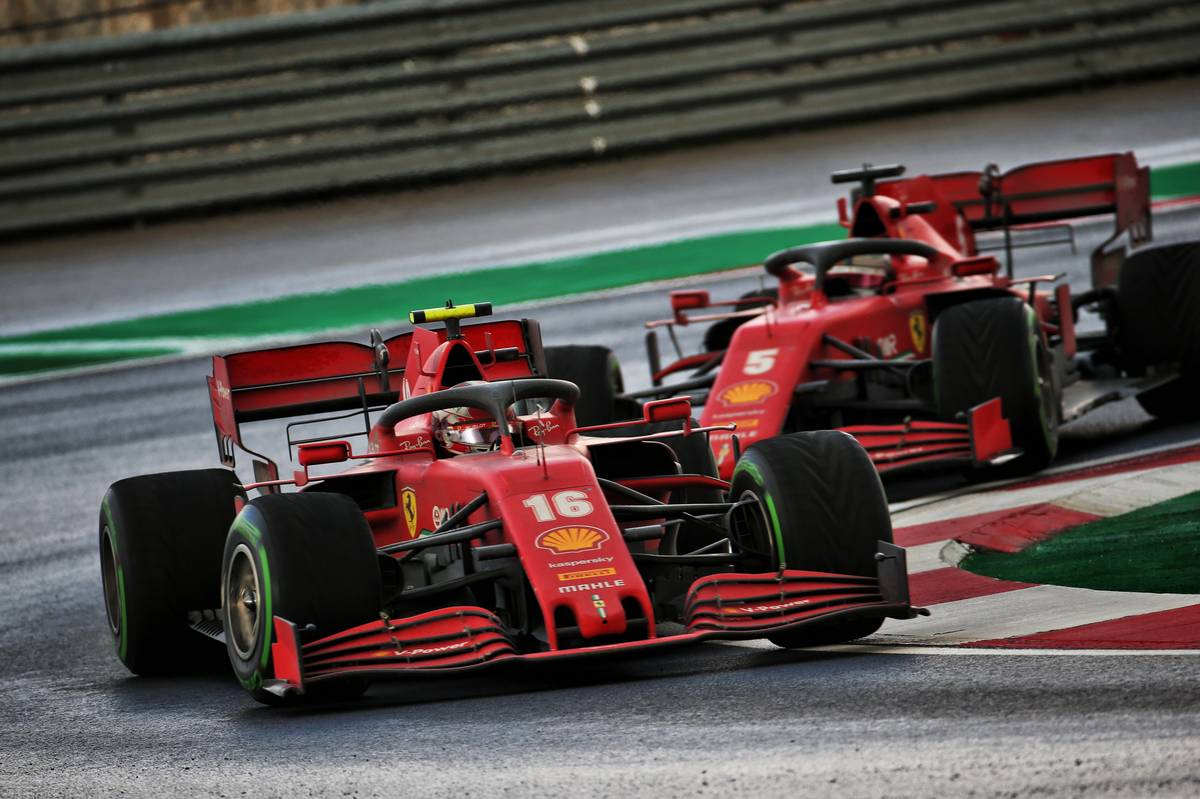 Binotto: Ferrari recent progress 'great' sign for 2021