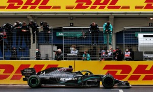 Hamilton seals seventh title with wet and wild Turkey GP win