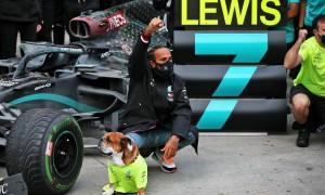 Brawn: Dominant Hamilton at 'pinnacle of career' in F1