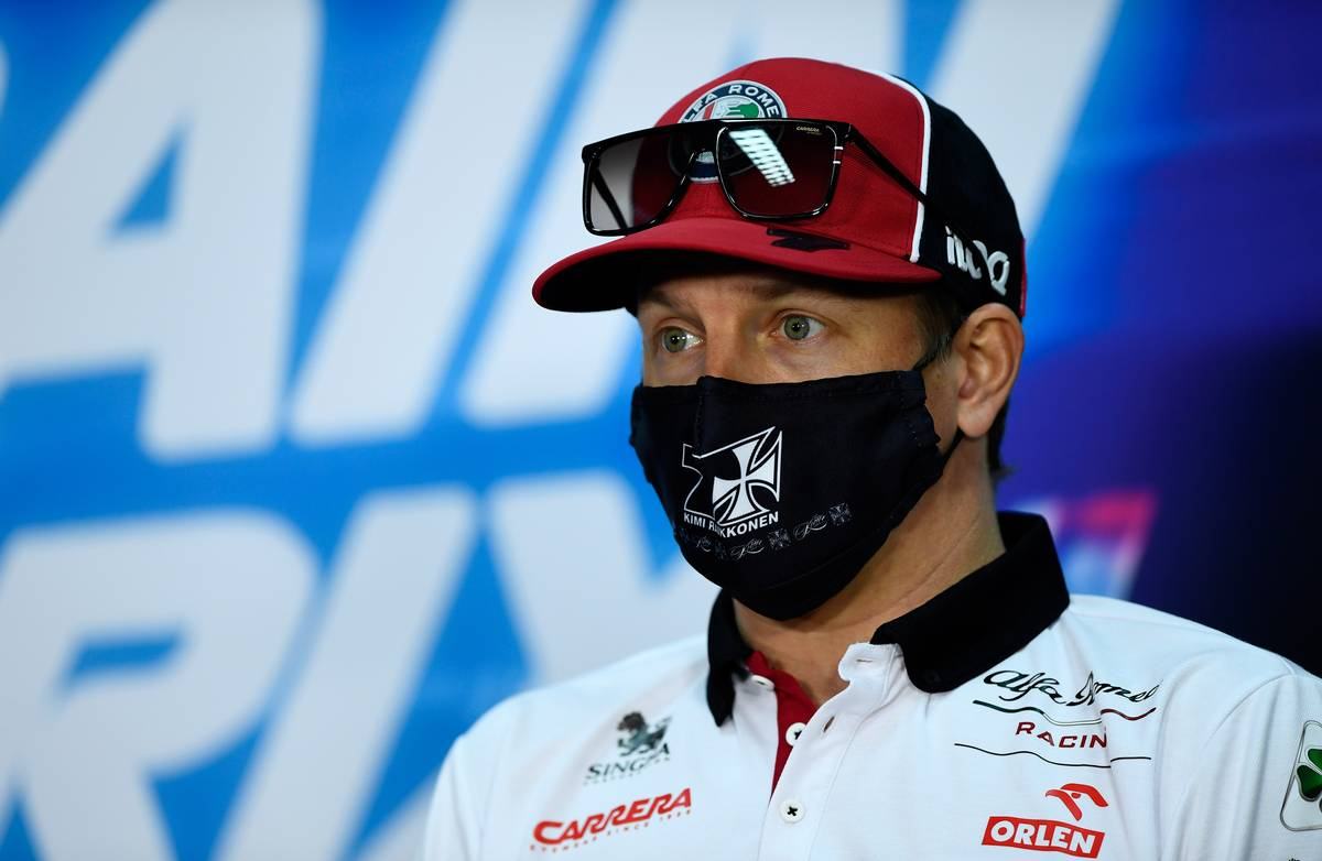 Raikkonen: Alfa 'in the unknown' until pre-season testing