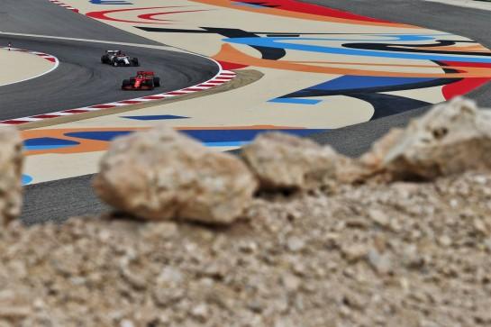 Sebastian Vettel (GER) Ferrari SF1000. 27.11.2020. Formula 1 World Championship, Rd 15, Bahrain Grand Prix, Sakhir, Bahrain, Practice Day - www.xpbimages.com, EMail: requests@xpbimages.com © Copyright: Moy / XPB Images