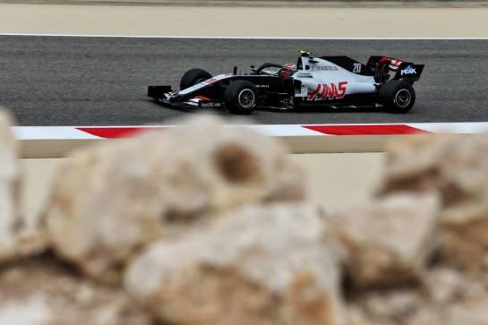 Kevin Magnussen (DEN) Haas VF-20. 27.11.2020. Formula 1 World Championship, Rd 15, Bahrain Grand Prix, Sakhir, Bahrain, Practice Day - www.xpbimages.com, EMail: requests@xpbimages.com © Copyright: Moy / XPB Images