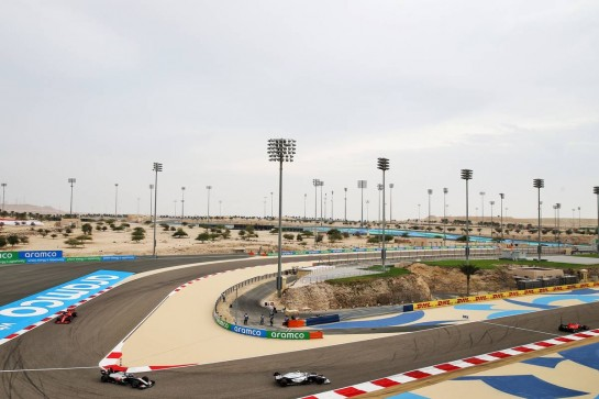 Nicholas Latifi (CDN) Williams Racing FW43. 27.11.2020. Formula 1 World Championship, Rd 15, Bahrain Grand Prix, Sakhir, Bahrain, Practice Day - www.xpbimages.com, EMail: requests@xpbimages.com © Copyright: Batchelor / XPB Images