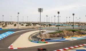 Bahrain Grand Prix Free Practice 1 - Results