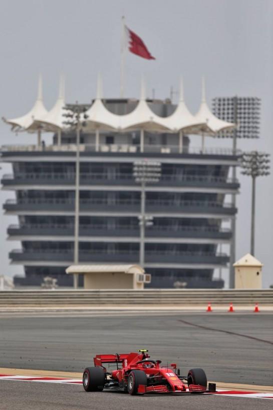 Charles Leclerc (MON) Ferrari SF1000. 27.11.2020. Formula 1 World Championship, Rd 15, Bahrain Grand Prix, Sakhir, Bahrain, Practice Day - www.xpbimages.com, EMail: requests@xpbimages.com © Copyright: Moy / XPB Images