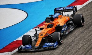 McLaren turns towards the wind to solve MCL35 weakness